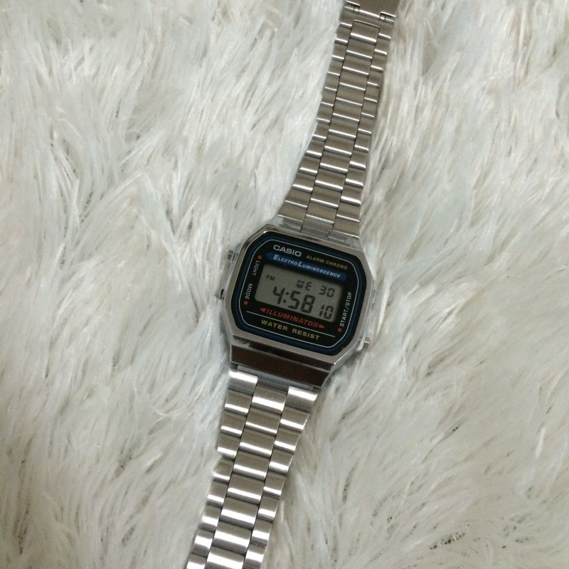 CASIO Metal