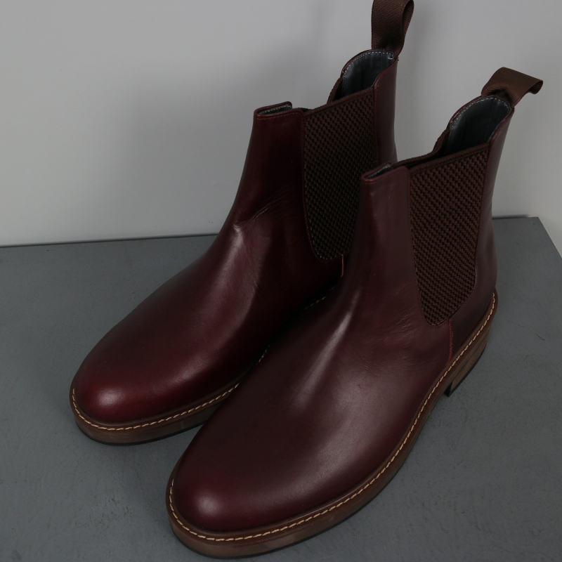 Chelsea boots (Wine)